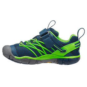 Keen Chandler CNX Shoes Children green/blue